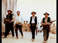 The Wild Bunch western movies full length free english - YouTube