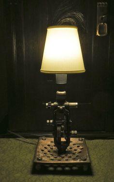 23k L&O sink drill lamp