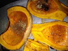 Dovleac la cuptor Sweet Potato, Deserts, Potatoes, Seasons, Vegetables, Food, Potato, Seasons Of The Year, Veggies