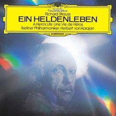 CDJapan : R.Strauss: Ein Heldenleben [SHM-CD] Herbert von Karajan (conductor) / Berlin Philharmonic Orchestra CD Album