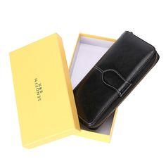 Women Spring Forest Mushroom Grass Leather Wallet Large Capacity Zipper Travel Wristlet Bags Clutch Cellphone Bag