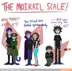 It makes me really upset that Karkat and Gamzee broke up, they literally would have been the perfect moirails.