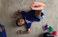 flat feet exercise 3