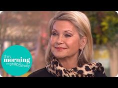 Olivia Newton-John Hopes to Heal Grief Through the Power of Music | This Morning - YouTube