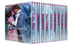 Warrior Woman Winmill: Passionate Promises, (An Embracing Romance Anthology) 9 Books ONLY 99c.