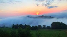 Celestial, Sunset, Outdoor, Mists, Heaven, Landscape, Outdoors, Sunsets, Outdoor Games