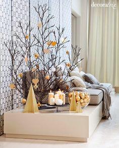 dekorieren weihnachtlich gro e glasvase hohe vase. Black Bedroom Furniture Sets. Home Design Ideas