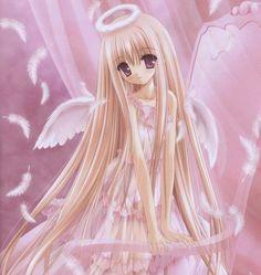 anime  | anime de angeles tristes