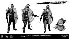 ArtStation - All things Joker thug related!!!, Manuel Augusto Dischinger Moura
