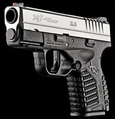 TAKE A LOOK AT WHAT'S INSIDE THE CONCEALED CARRY HANDGUNS 2013 annual...SPRINGFIELD XDS: Desirable pocket pistol boasting .45 ACP stopping power!