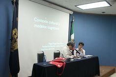 Conferencia del Mtro. Miguel Ángel Pérez Álvarez, sobre Contexto Cultural y Modelos Cognitivos, llevada a cabo el 23 de septiembre de 2013, a las 17:00 hrs. en el auditorio de la DGTIC. Presenta el Dr. Víctor Germán Sánchez Arias.