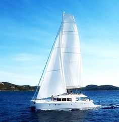 Moya, a Lagoon 560 for crewed charters in Greek islands by Istion Yachting. For more information, please click the link below: http://www.istion.com/catamarans/moya