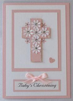 another baptism card idea
