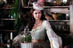 Katherine Pierce from Vampire Diaries, played by Nina Dobrev