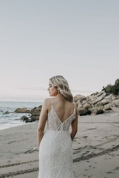 Jamie — Wild + White Bridal Bohemian Bride, Cut Out Design, White Bridal, Fitted Bodice, White Dress, Gowns, Wedding Dresses, Floral, Beautiful