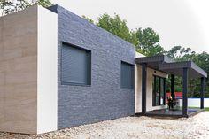 Casa prefabricada Cube 75 m2 - Fachada : Casas modernas de Casas Cube