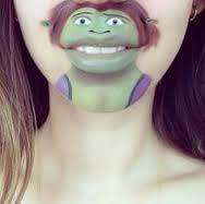 bocas pintadas de animales - Buscar con Google