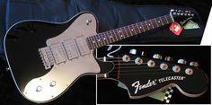 Fender John 5 Telecaster Deluxe HHH
