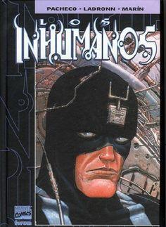 INHUMANOS (PLANETA-DEAGOSTINI, 2001)