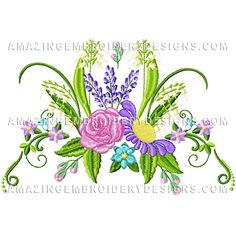 """Amazing Embroidery Designs Size (in): 7.80""""(w) x 5.20""""(h)"""