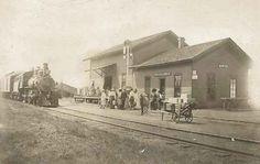 Gobles, MI (Michigan Central Depot) (1908)