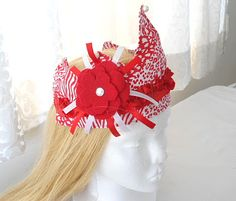 Fabric Crown Sewing Pattern, Newborn to Adult Sizes,( Now Free for Halloween)