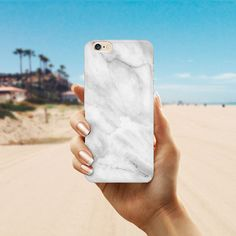 Gray Marble iPhone 6S Case  iPhone SE Case Marble by Create5Store