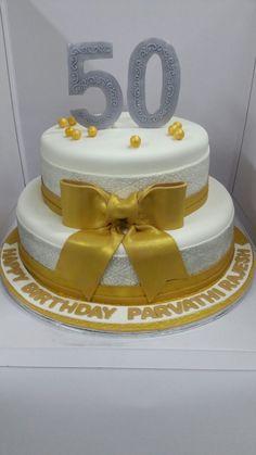 A fab cake for a fab 50th birthday!