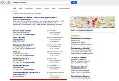 online marketing, seo, vindbaarheid, restaurant, adviesbureau, horeca, hoog in google, horecamarketing, restaurant marketing blog