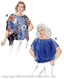 SewingPatterns.com  Could actually make a pretty cool top out of this