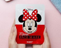Treat Yourself With a Refreshing Minnie Mouse Face Mask
