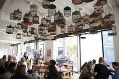 White Rabbit Gallery and Tea House, Sydney (near Central!)