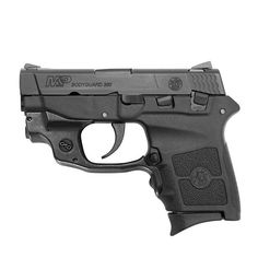 New Smith & Wesson Bodyguard .380 w/ Crimson Trace Green Laser $485 - http://www.gungrove.com/new-smith-wesson-bodyguard-380-w-crimson-trace-green-laser-485/