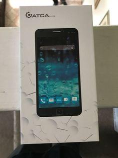 New In Sealed Box GATCA Elite - Unlocked 4G Dual Sim Smartphone 32GB #unlockedanycarrier