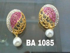 BA  Earrings,,,,,,