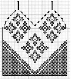 收藏的领口编织 - 蕾妮 - 蕾雨轩