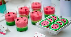Watermelon Birthday Party on Kara's Party Ideas | KarasPartyIdeas.com (3)