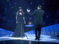 Sarah Brightman & Antonio Banderas  The Phantom Of The Opera   YouTube