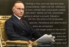 Coolidge quote