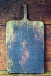 Love old bread boards!