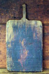 Love old bread boards!