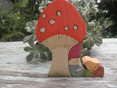 Gnome's bird shares stories with sleepy gnome to keep him awake. There is so much work to be done!    Story telling and children' books are my passion.