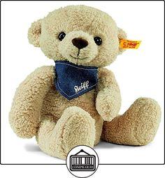 Steiff Julian Teddy Bear EAN 023514 is made of cuddly soft beige plush. 5505409a62520