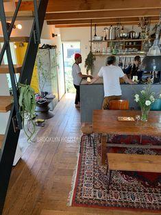 Home Room Design, House Design, Retro Interior Design, My Ideal Home, Interior Garden, Kitchen Gifts, House Rooms, Interior Inspiration, Furniture Design