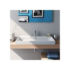#Wall-hung washbasin #catalano zero #100x50 , View more on the LINK: http://www.zeppy.io/product/gb/2/222042833992/
