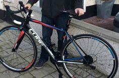 Ireland's Premier Online Bicycle Register: Stolen Bike - Cube Peloton
