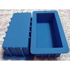 $11.00 Silicone, no bending loaf soap mold. The least expensive on the market that I have found!