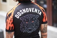 """Dosnoventa """"Tiger Force"""" 2014 Cycling Kit - PEDAL Consumption"""