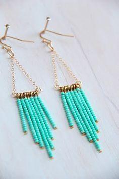 Earrings. Craft ideas 7564 - LC.Pandahall.com