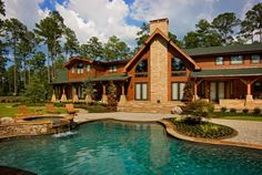 Log Homes - Ultimate!